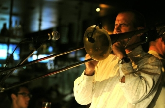 Mike Donohue – trombone